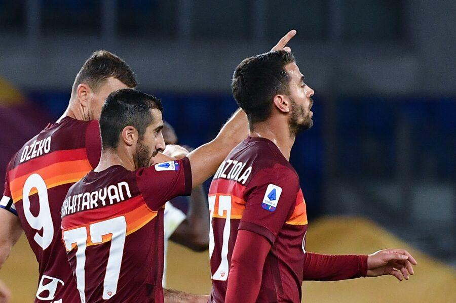 LIVE – Gli assist della 4a giornata: bonus per Pellegrini, doppio Mkhitaryan