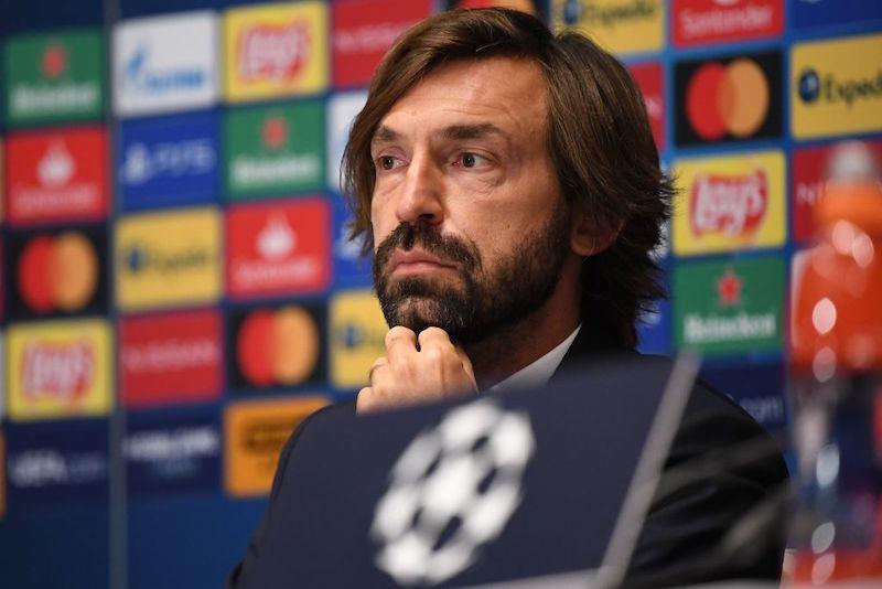 """Pirlo: """"Morata sta benissimo, noi ci puntiamo. Voglio i gol di McKennie e Rabiot ma non solo"""""""