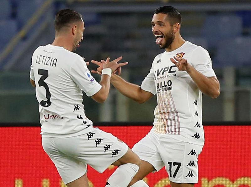 Benevento, la formazione anti-Juve: torna Caprari, dalla novità Improta a Lapadula