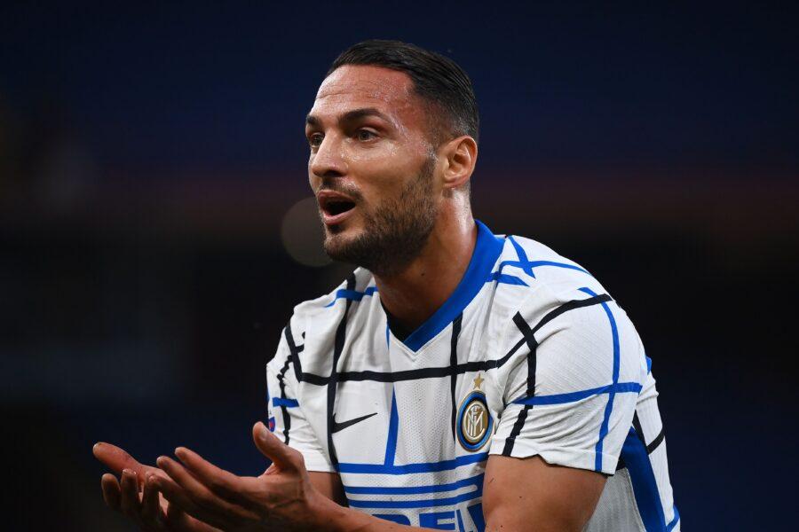Inter, D'Ambrosio è tornato: si è allenato in gruppo. Ora per l'asta di riparazione…