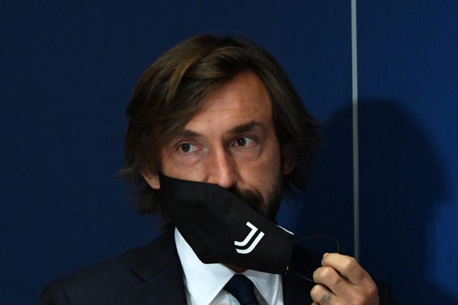 """Pirlo: """"Bonucci non stava bene! Mi è piaciuto Dybala, Kulusevski l'ho lasciato fuori perché…"""""""