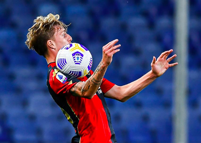 """Di Marzio: """"La Juve sta trattando in queste ore col Genoa: scambio con due giocatori nell'affare"""""""
