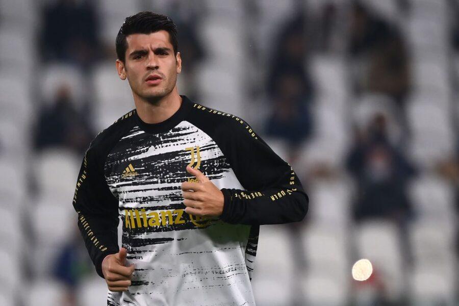 """Presidente Atletico: """"Morata è ancora nostro, se lo vuole la Juve lo dovrà pagare"""""""
