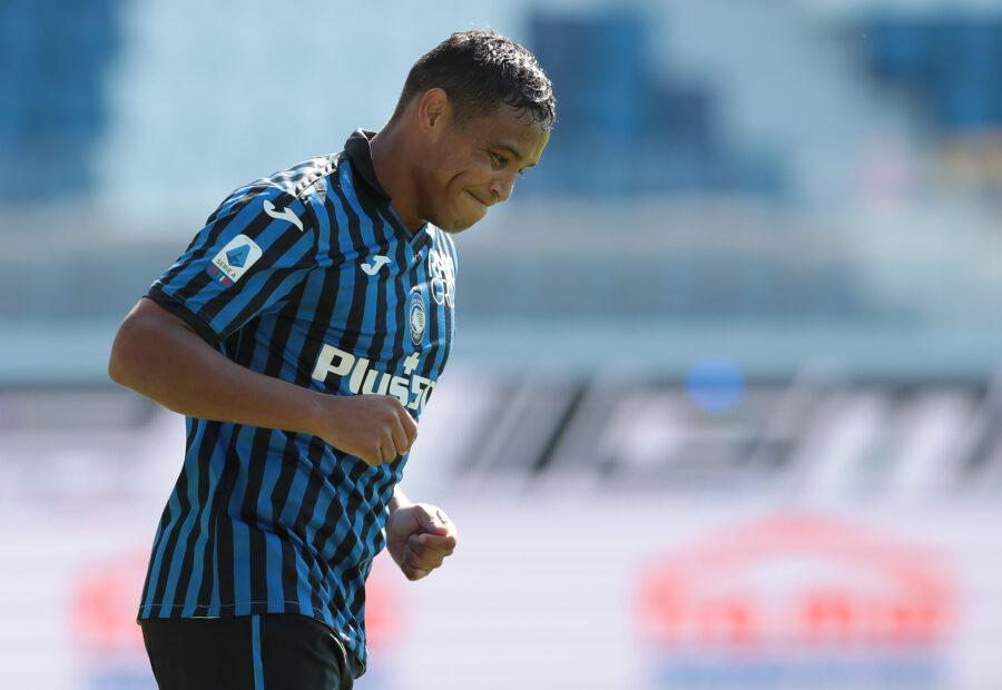 Atalanta, Muriel è tornato in gruppo: le sue condizioni verso la Fiorentina
