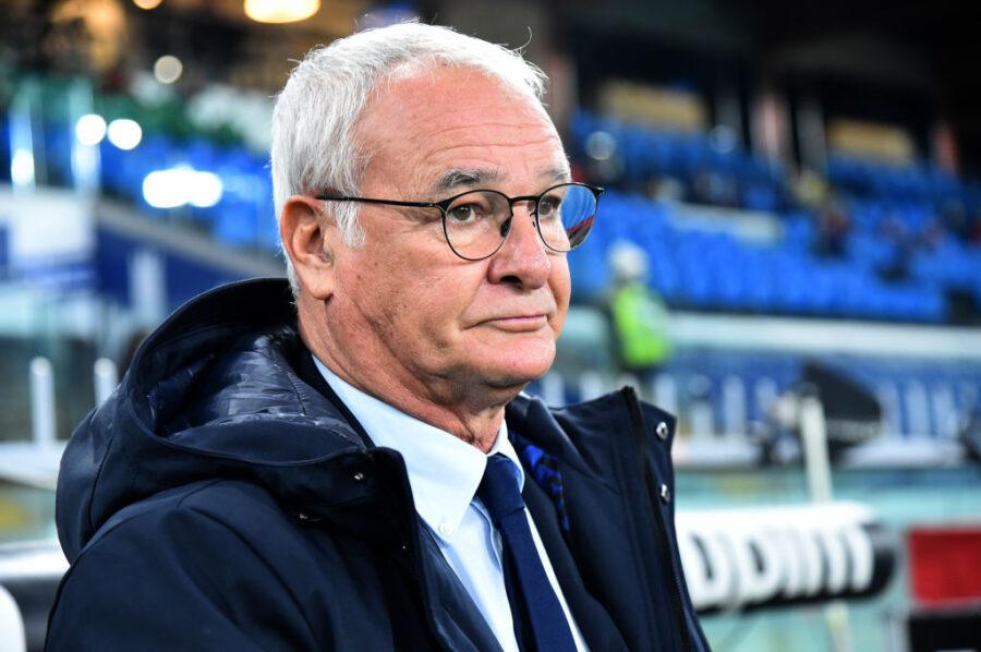 """Ranieri: """"Giocano Colley e Regini! Gabbiadini c'è, vi svelo quando torna Keita"""""""