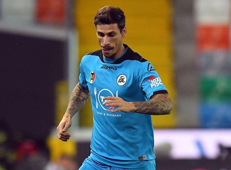 Spezia, infortunio per Bartolomei contro la Juve: il comunicato ufficiale