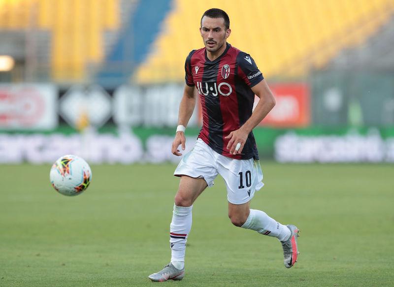 Bologna, un cambio obbligato contro l'Inter: le opzioni in attacco senza Palacio