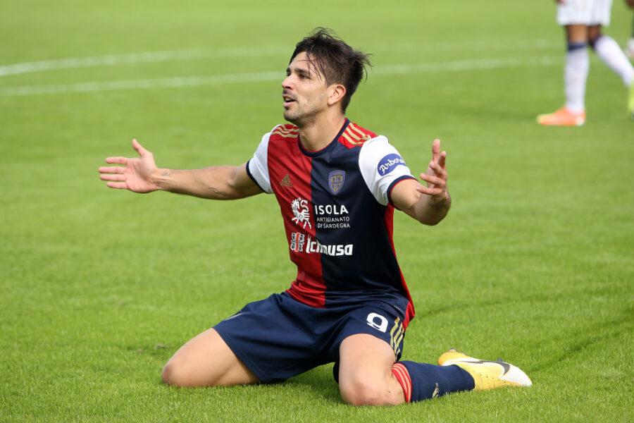 Cagliari-Roma, formazioni ufficiali: sorpresa Simeone, giocano Pellegrini e Santon