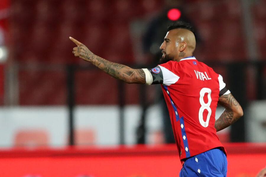 🎥 VIDEO – Vidal devastante con il Cile: doppietta e un gol da distanza enorme!