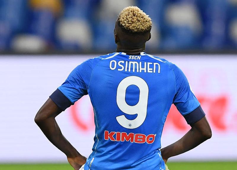 """Infortunio Osimhen, D'Amico: """"Il suo agente mi ha detto che i tempi di recupero…"""""""