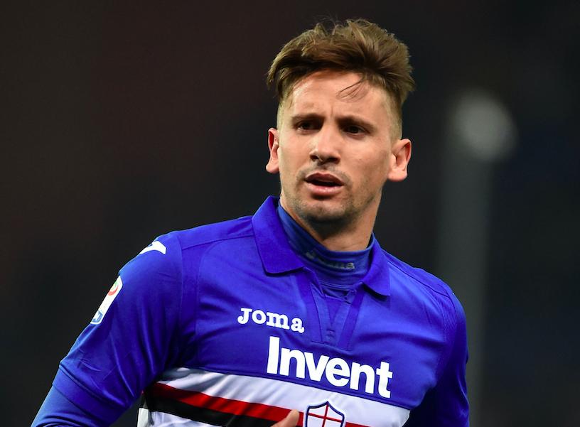 Sampdoria, decisa la formazione anti-Bologna: da Colley a Candreva, c'è Ramirez