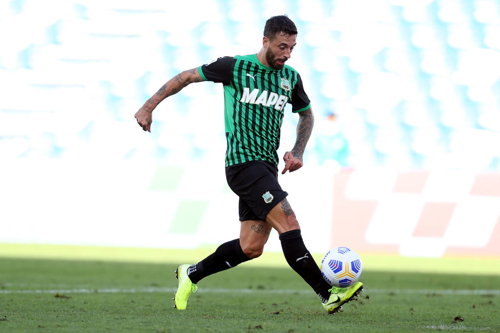 Sassuolo, Caputo si allena ancora a parte: la decisione definitiva per il Verona