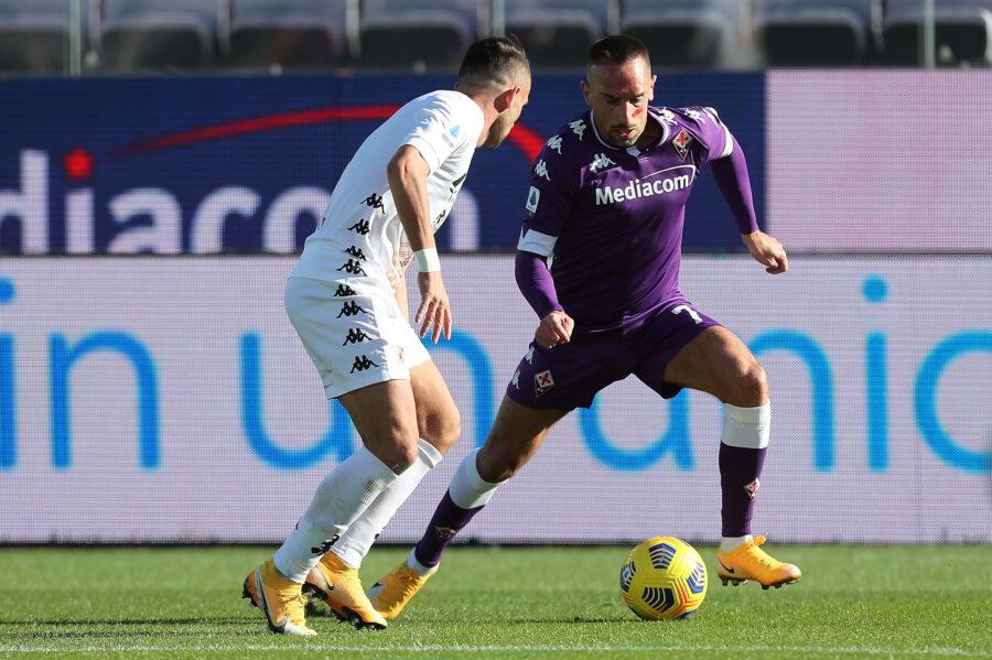 ULTIM'ORA – Infortunio per Ribery: costretto al cambio contro il Benevento