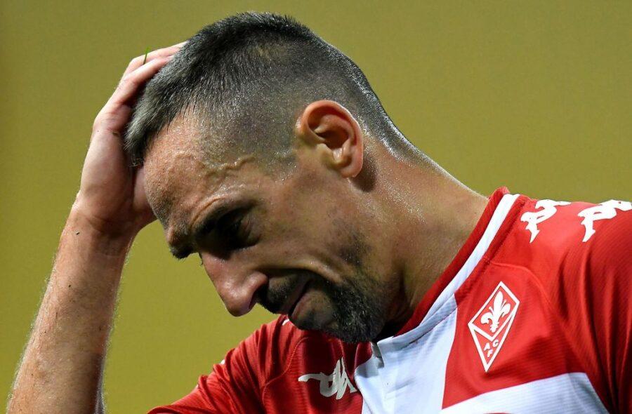 Fiorentina, la prima diagnosi per l'infortunio di Ribery contro il Benevento