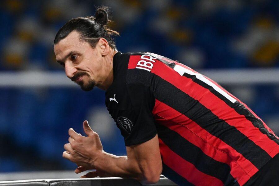 """Gazzetta: """"Ibra dirà no a Sanremo? Impossibile che il Milan gli chieda di rinunciare"""""""