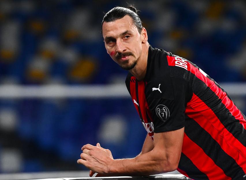 """Sky: """"Ibrahimovic teme davvero lo stiramento! Ora gli esami: lo staff è preoccupato e lui…"""""""