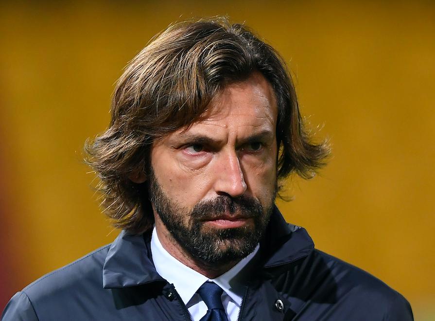 """Pirlo: """"Dobbiamo valutare gli infortunati. Vi svelo due titolari per il Genoa"""""""
