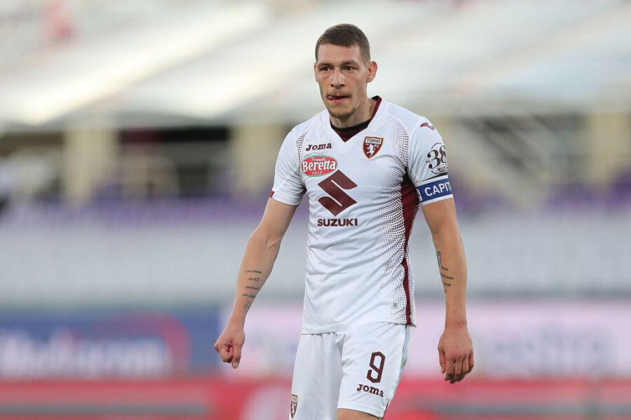 Torino, Belotti si è allenato ancora a parte: non è recuperato per la Salernitana