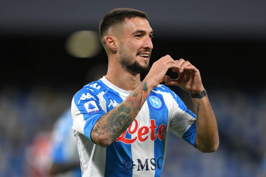 Napoli-Lazio, formazioni ufficiali: gioca Politano! La scelta su Luis Alberto, Leiva c'è