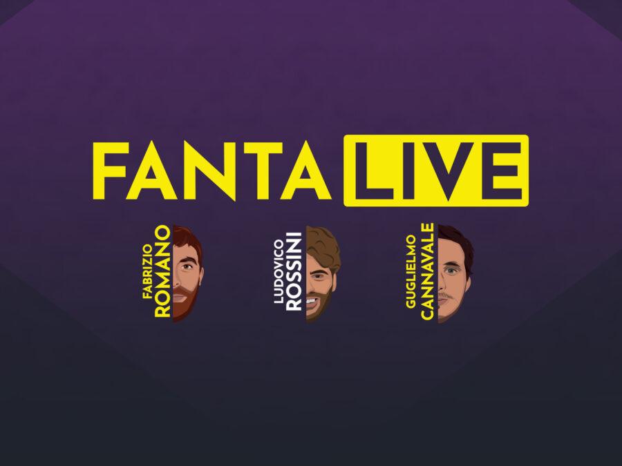 Nasce FantaLive: due appuntamenti su Twitch con il «colpo» Ludovico Rossini