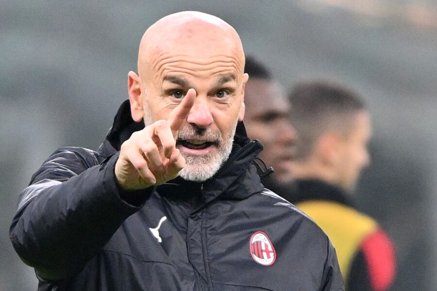 "Pioli: ""Ibra sarà da gestire, dubbio per martedì. Meité al Milan? È un bel giocatore"""