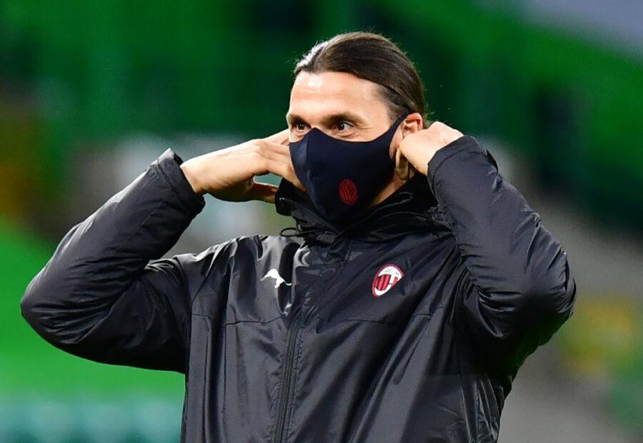 """Gazzetta: """"Ibra a Sanremo salterà il mercoledì? C'è Milan-Udinese e si gioca di sera"""""""