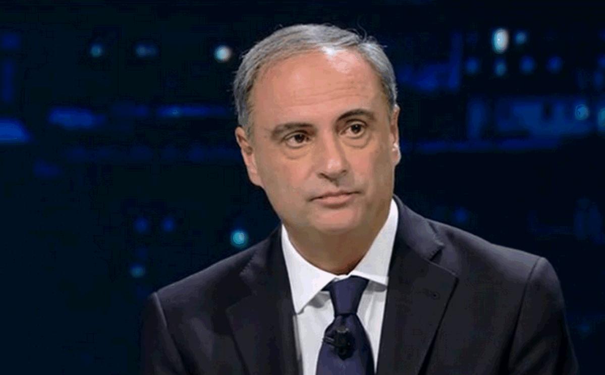 """Piccinini: """"Cosa succede a Dzeko? Se è diventato una riserva di questa Roma…"""""""