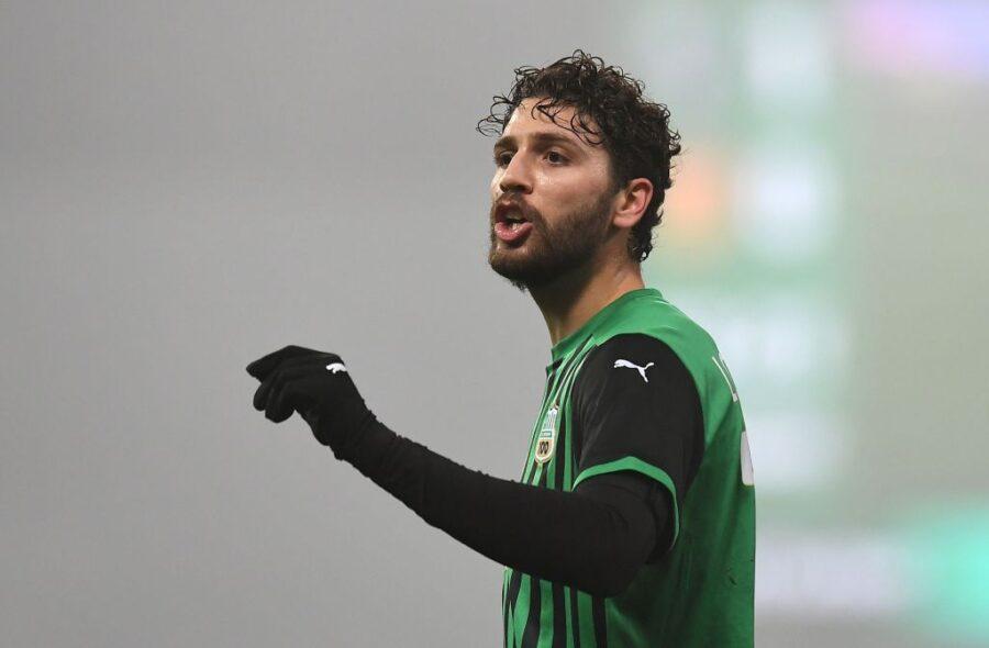 Sassuolo, non solo Caputo: Locatelli e altri quattro out in Coppa Italia