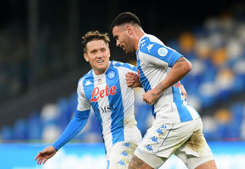 Napoli-Spezia, formazioni ufficiali: fuori Petagna! Nzola c'è, dentro Fabian Ruiz