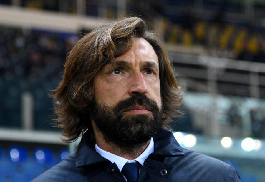 """Pirlo: """"Morata non sta ancora bene. Kulusevski? La Juve non è il Parma, deve fare di più"""""""