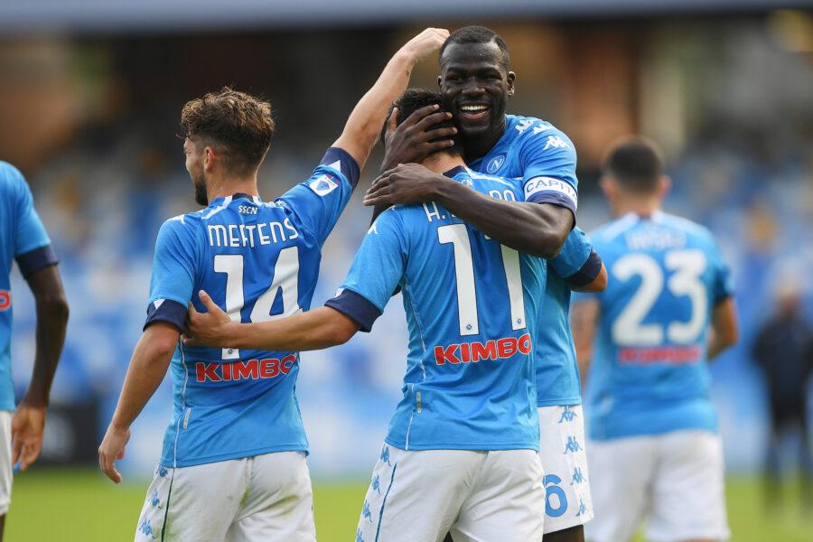 Il portiere, Rrahmani, Demme, Zielinski, Lozano: così il Napoli contro la Juve