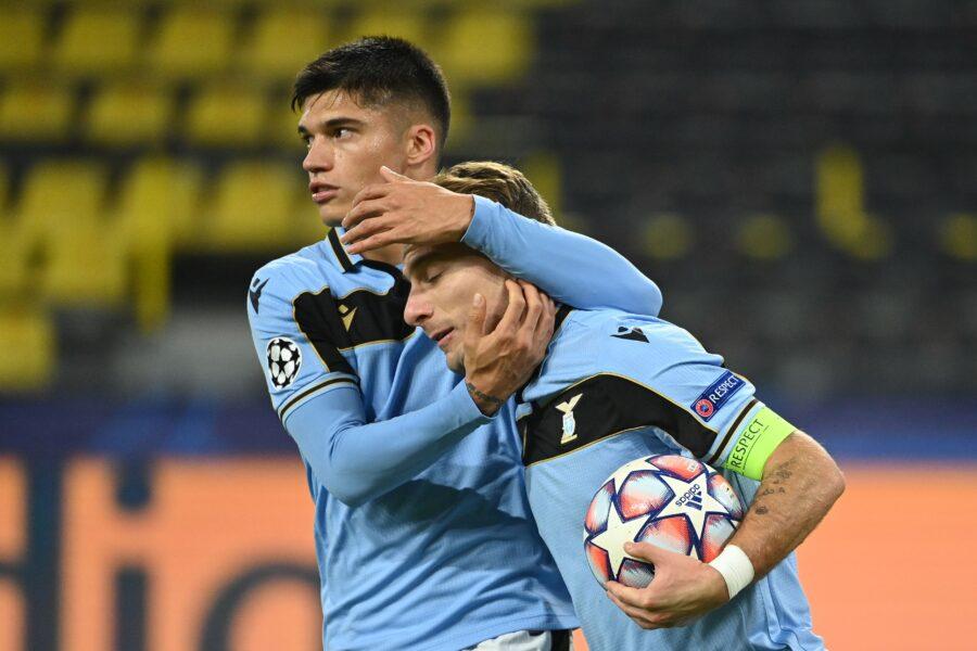 Lazio, la formazione decisa verso il Bayern: dalla difesa fino a Marusic e Correa