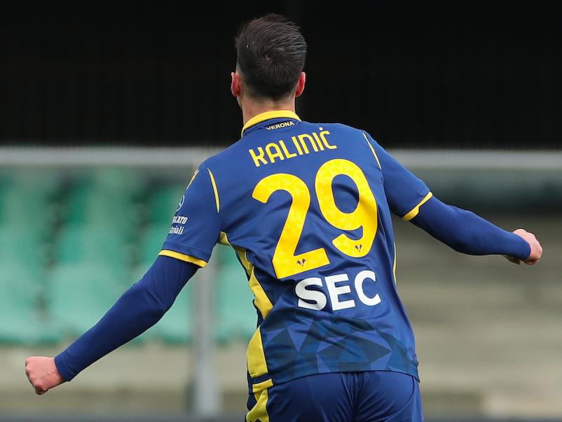"""Kalinic: """"Non sono al 100%, a lungo senza allenarmi: non penso a fare 15 o 20 gol"""""""