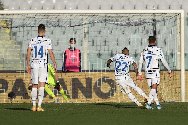 Inter, rigorista a sorpresa: non c'è Lukaku, va Vidal e non Lautaro Martinez