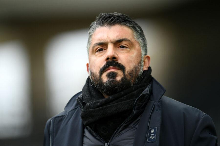 """Gattuso: """"Osimhen? Ora corre a casa, sta meglio: negli ultimi giorni mi ha detto…"""""""