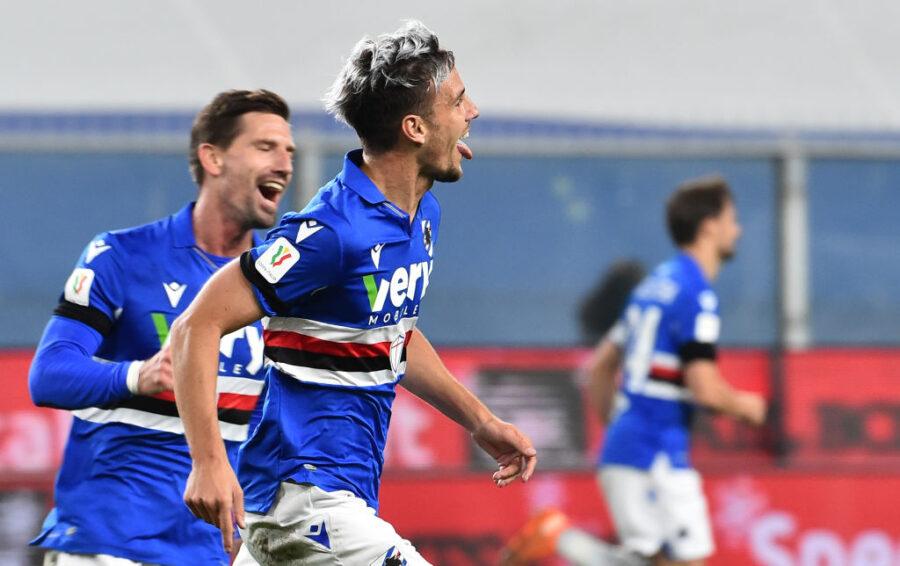 Sassuolo-Sampdoria, formazioni ufficiali: spazio a Verre, in panchina Traorè