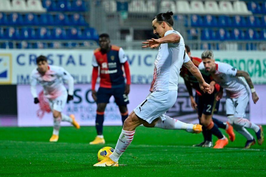 Milan, Ibrahimovic è tornato e si è ripreso i rigori. Ma per il prossimo…