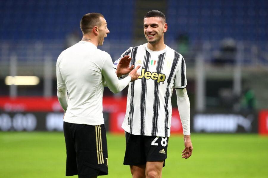 """Gazzetta: """"Demiral può andare via, il blitz della Juve per un difensore italiano è pronto"""""""