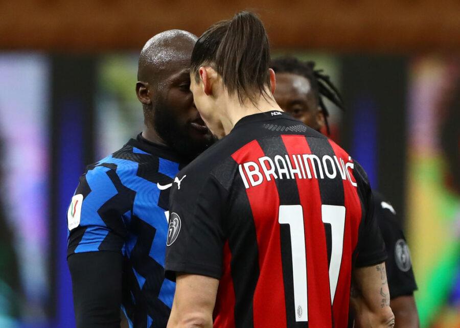 Scontro Ibrahimovic-Lukaku, la Procura Figc apre un'inchiesta e sente l'arbitro Valeri