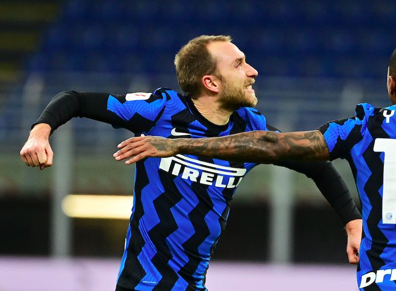 FLASH – Inter, la decisione della Lega sul gol dell'1-0! E l'assist di Eriksen…