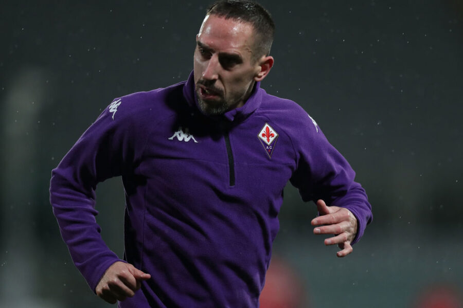 """Ribery lavora nel giorno libero e il rientro è nel mirino: """"Quanto ci vorrà per tornare"""""""