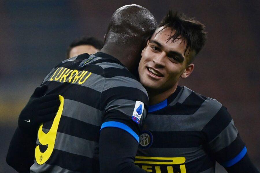 """Lautaro: """"Lavoriamo al rinnovo, io sono felice e il club crede in me: si sono comportati bene"""""""