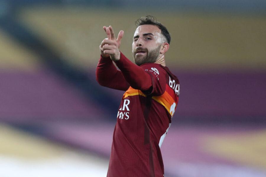 Benevento-Roma, le formazioni ufficiali: arretra Spinazzola, gioca Mayoral