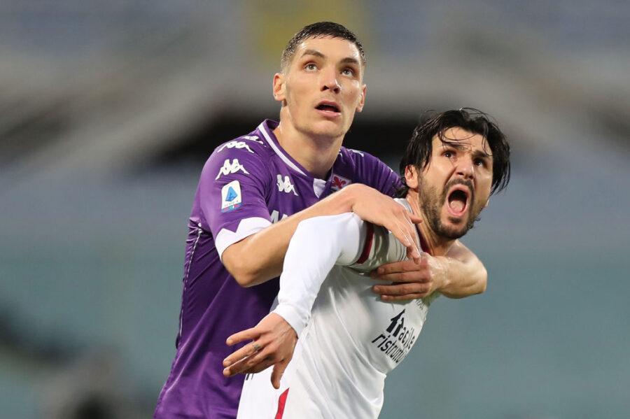 """Sky: """"C'è già un club pronto a fare un'offerta per Milenkovic, lascerà la Fiorentina"""""""