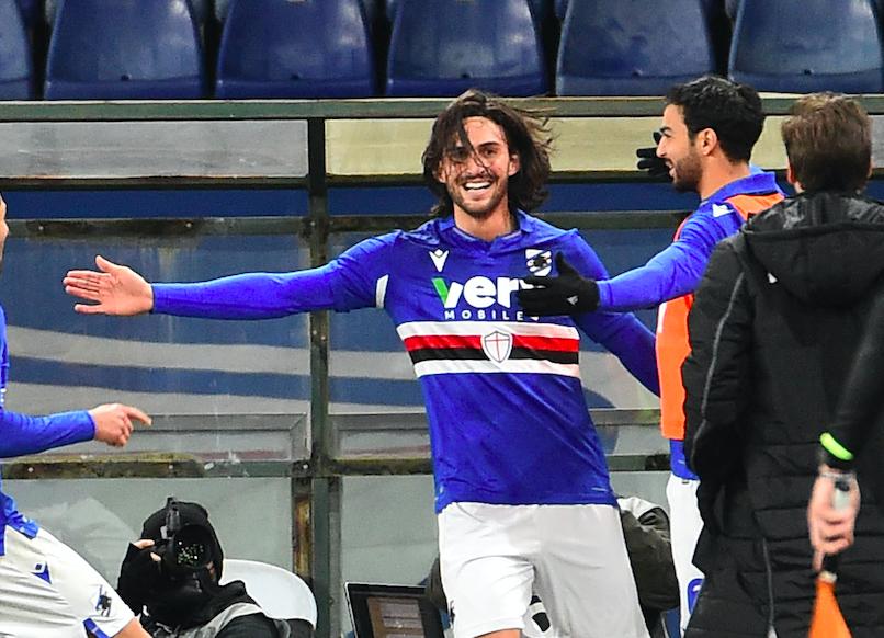 Sampdoria, decisioni pronte per Keita e Torregrossa con la Fiorentina. Damsgaard…