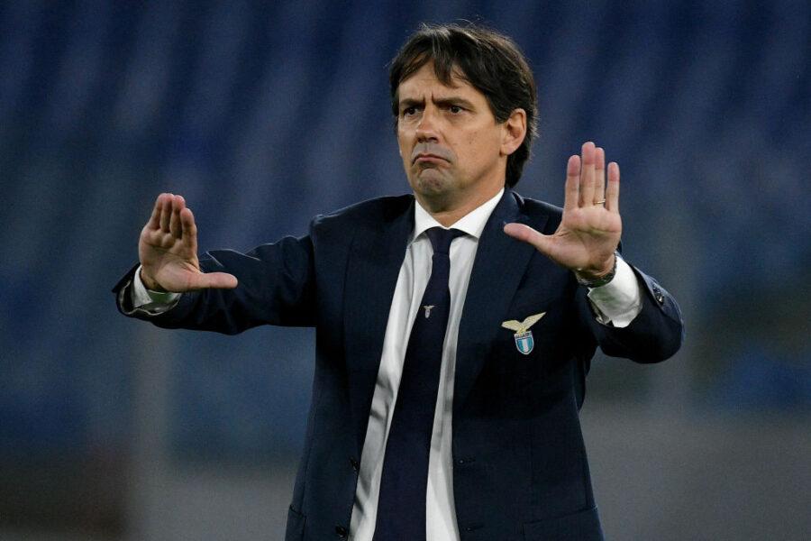 """Inzaghi: """"Milinkovic, temo ci sia la frattura al naso! Luis Alberto ha problemi alla caviglia e Lazzari…"""""""