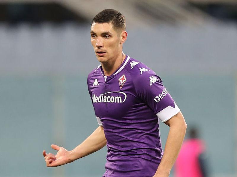 """Fiorentina, la Gazzetta: """"Italiano ha bloccato Milenkovic. Nico Gonzalez gli ha chiesto…"""""""