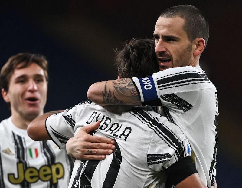 Juve-Inter, formazioni ufficiali: fuori Morata, Dybala e Bonucci! Gioca Darmian