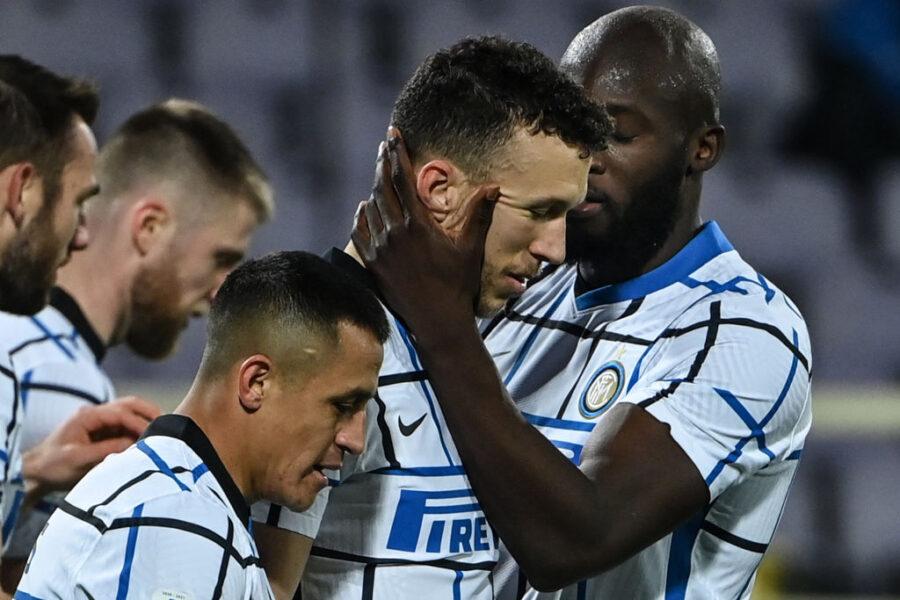 Inter, le sensazioni su Vidal e Perisic in pole: delineata la formazione per il derby