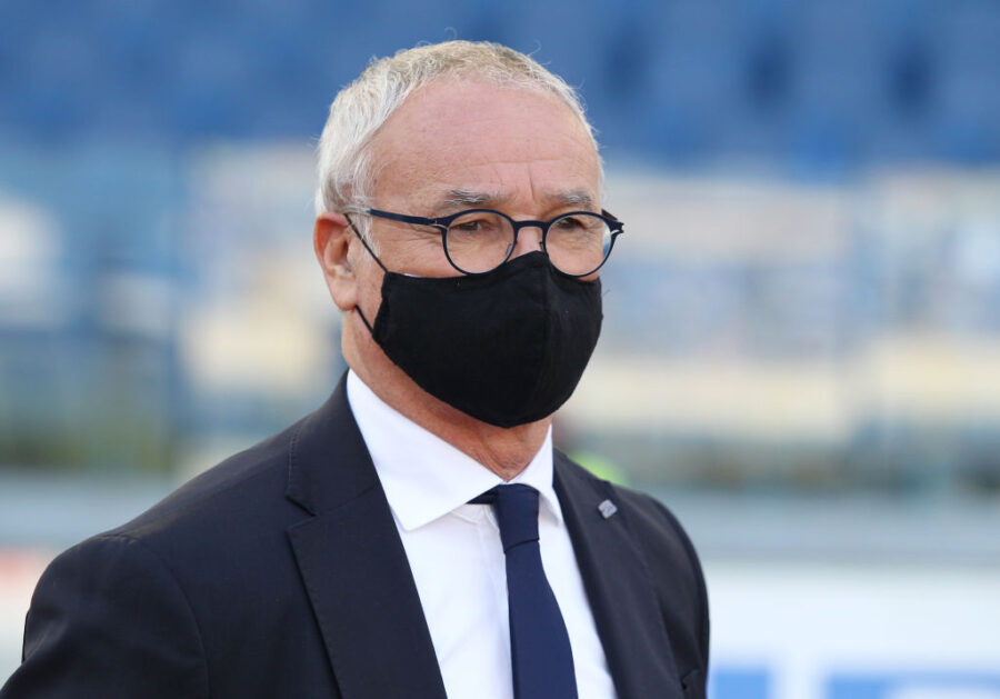 """Ranieri: """"Quagliarella non le farà tutte, lo gestirò così! Thorsby aveva la febbre"""""""